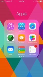 אייפון IOS 8