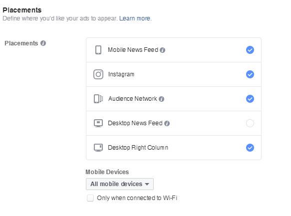 איפה לפרסם בפייסבוק